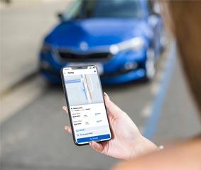 Skoda Auto Digilab lanza la aplicación de movilidad 'Citimove'