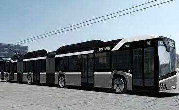 Solaris entregará 10 autobuses eléctricos a Hamburgo