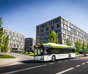 Solaris busca ser el mejor en buses eléctricos