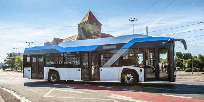 Solaris proporcionará seis autobuses eléctricos para el transporte de Suiza