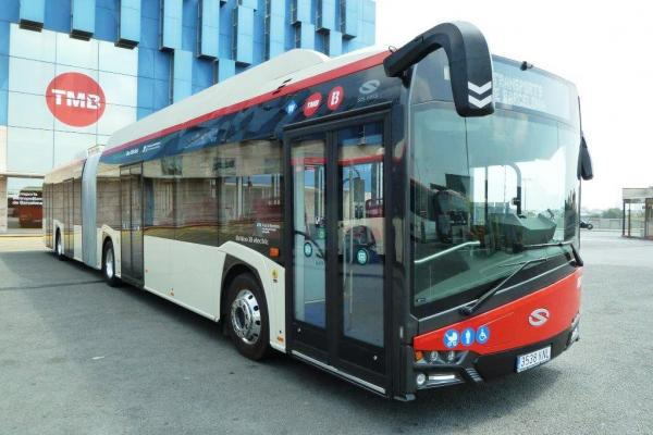 El nuevo Solaris Urbino de TMB.