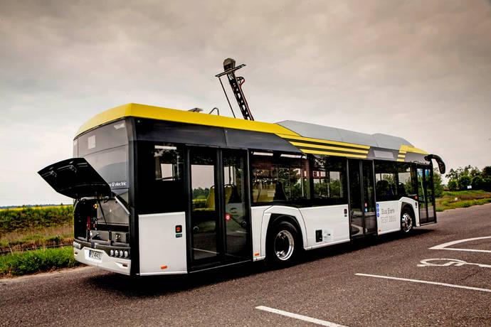 El Urbino eléctrico de Solaris es elegido Bus of the Year 2017
