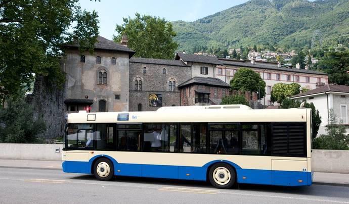 Solaris presentará en Busworld 2017 la versión eléctrica de su Urbino 18