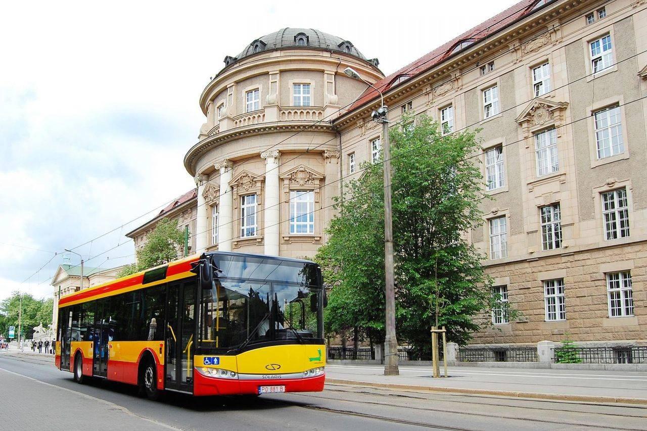 Cracovia cuenta con 20 autobuses de Solaris