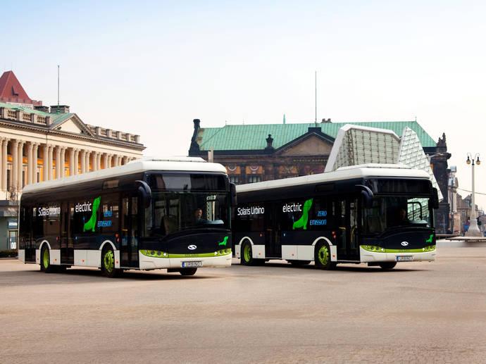 Solaris firma una Declaración para el desarrollo del 'bus limpio'