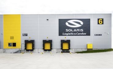 Solaris abre un nuevo centro de logística en Polonia