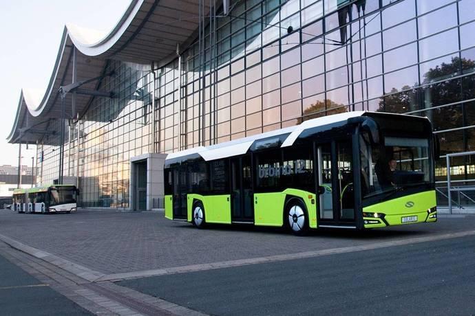 Cuatro nuevos autobuses Solaris Urbino para la ciudad de Zakopane