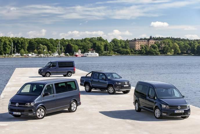 VW crece un 7% hasta febrero en comerciales