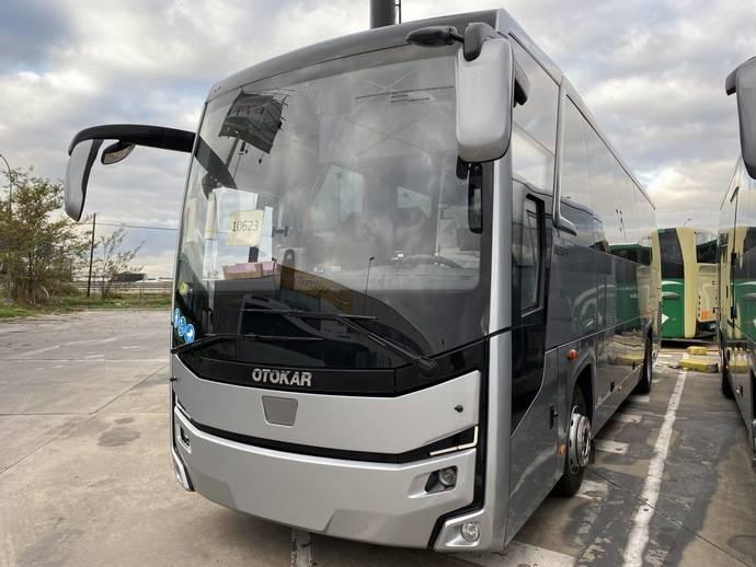 Somauto-Otokar entrega ocho autobuses a Representaciones Mecánicas, del Grupo Alsa