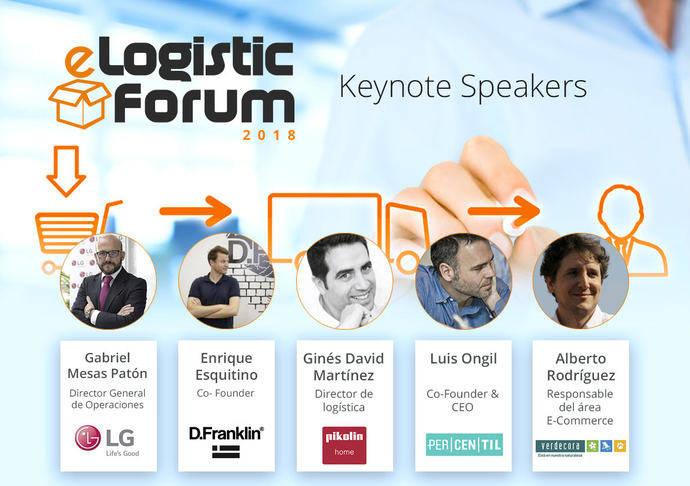 ELogistic Forum es el encuentro del sector ecommerce