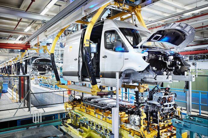 Mercedes-Benz Sprinter: de cuatro fábricas en tres continentes al mundo
