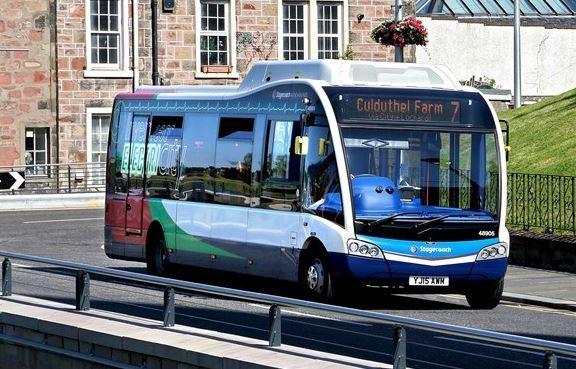 Stagecoach: inversión de 21,4 millones en autobuses eléctricos