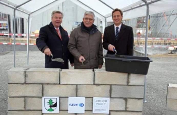 Stef refuerza su presencia en Suiza con una nueva plataforma logística