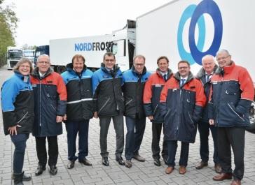 Nordfrost y Stef firman unidos para la logística