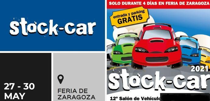 Stock-Car llega a Feria de Zaragoza del 27 al 30 de mayo