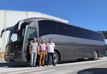 Riviera Tur adquiere el SC7 de Sunsundegui