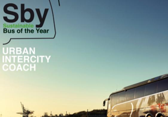 Ya hay 12 modelos finalistas para los Sustainable Bus Awards 2019