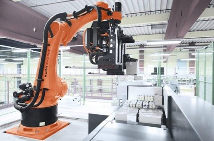Swisslog presenta ACPaQ, solución automatizada para crear palés mixtos