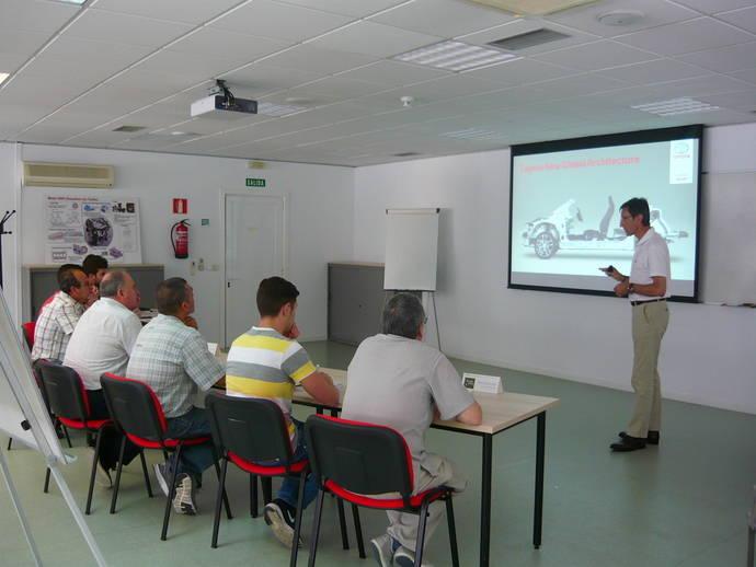 Toyota España favorece la inserción laboral de los jóvenes