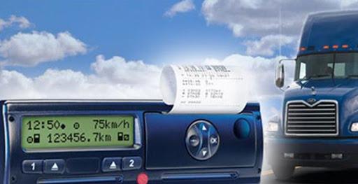 Confusión entre los transportistas debido al tacógrafo analógico