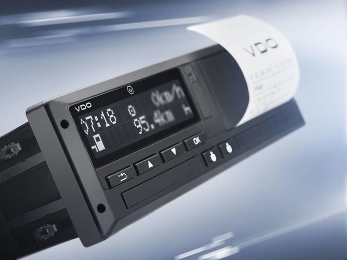 Nuevo tacógrafo digital 3.0 de VDO, con nueva tecnología y un diseño renovado