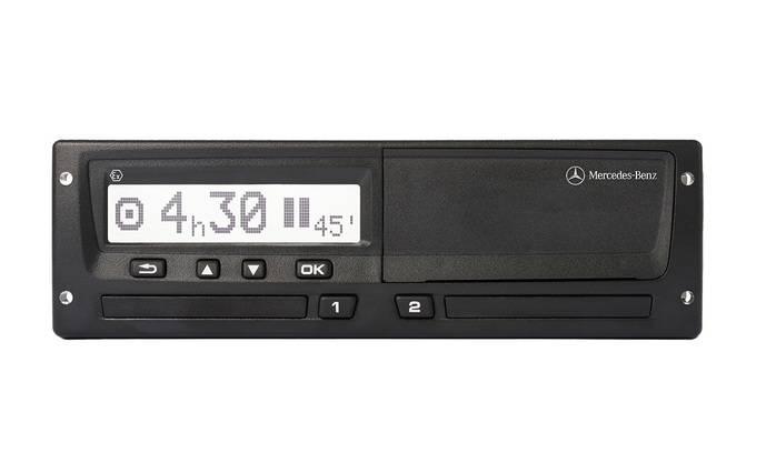 Ya es obligatorio llevar a bordo los discos de los últimos 28 días en los vehículos que aún utilizan tacógrafo analógico