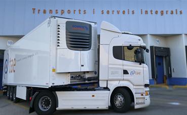 Tae adquiere 40 semiremolques de Schmitz Cargobull