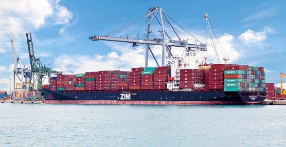 Cifras de récord en el tráfico de mercancías en los puertos españoles