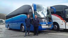 Tarsibus adquiere un SC7 sobre chasis Scania