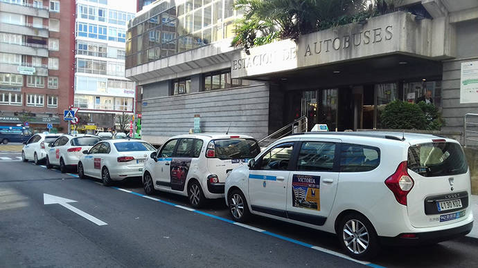 Cantabria dotará a los taxis y VTC con mamparas protectoras para prevenir contagios