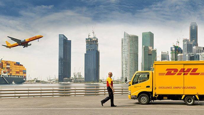 DHL se compromete a la logística de cero emisiones para el año 2050