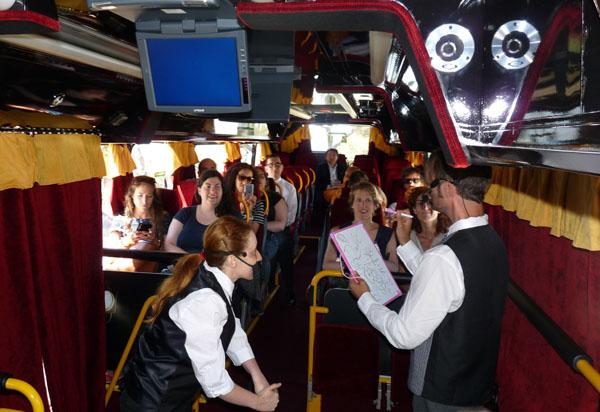 Teatro Bus llega a las calles de la Ciudad Condal