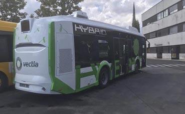 Interbus continua su apuesta por la electromovilidad