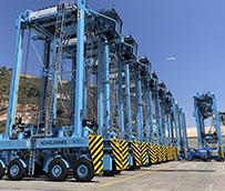 APM Terminals Barcelona implementa un nuevo sistema de gestión de flotas