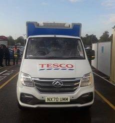 Thermo King refrigera los nuevos vehículos de la minorista Tesco