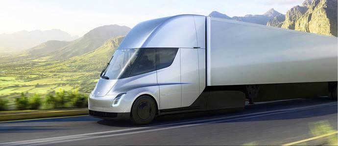 Tesla desvela, por fin, su camión del futuro