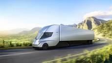 La empresa adquirió 100 Tesla Semi para el transporte de sus productos.