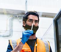 Amazon realiza test Covid-19 a sus trabajadores de plantas logísticas