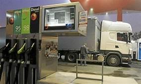Fenadismer solicita al Gobierno que adopte medidas para paliar la subida de los precios de los carburantes