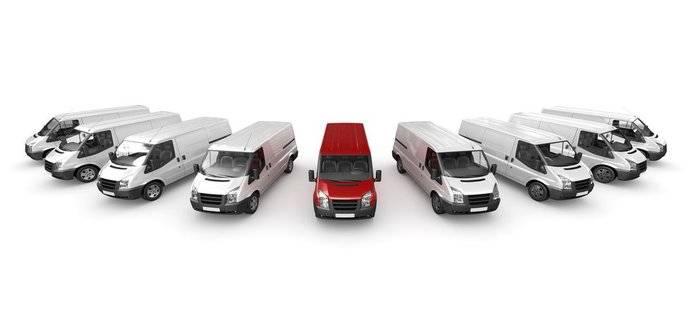 El mercado de vehículos comerciales crece un 17% el pasado mes de enero