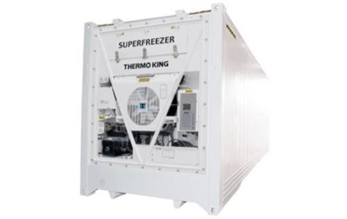 Superfreezer Thermo King: conserva la vacuna ARNm a -70ºC