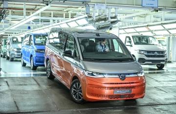 Comienza la producción del Volkswagen Multivan