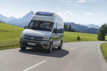 Volkswagen presenta las nuevas California XXL