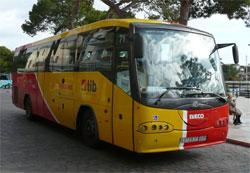 El Govern balear, al corriente de pago con las empresas de transporte