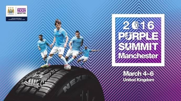 Nexen Tire lanza su primera campaña de marketing integrado, 'Purple Summit'