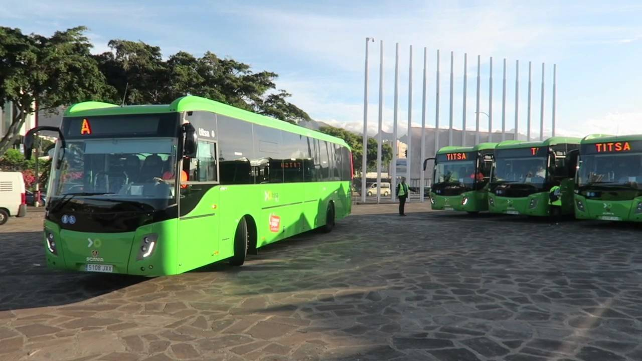 Titsa adapta sus servicios en el aeropuerto del sur para - Transporte tenerife ...