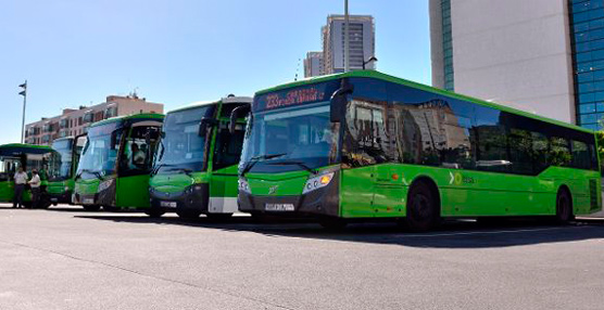 El número de pasajeros de Titsa crece un 20% en el primer trimestre