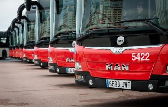 El BEI financia la renovación de la flota de de autobuses de Barcelona