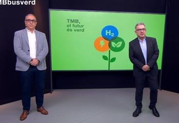 TMB apuesta por una flota 100% limpia y sostenible