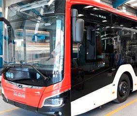 Primer Lion's City de nueva generación acabado en la fábrica de Logroño